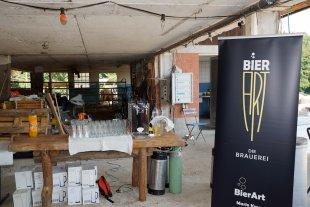 Gemütlich Zusammen und ein Bier von BierArt