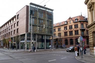 Generationenhaus Heslach der Rudolf und Hermann Schmid Stiftung