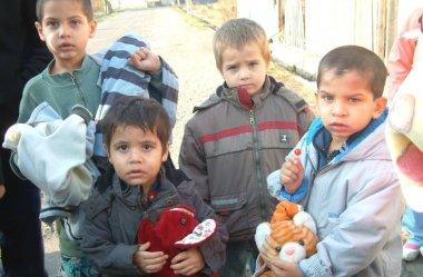 Spenden an ein Kinderheim in Ungarn