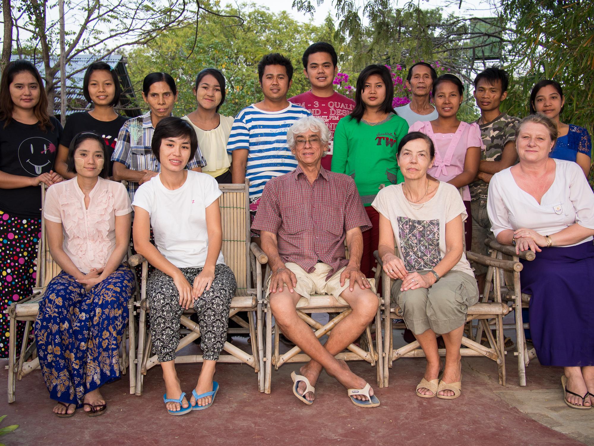 The Lei Thar Gone Family
