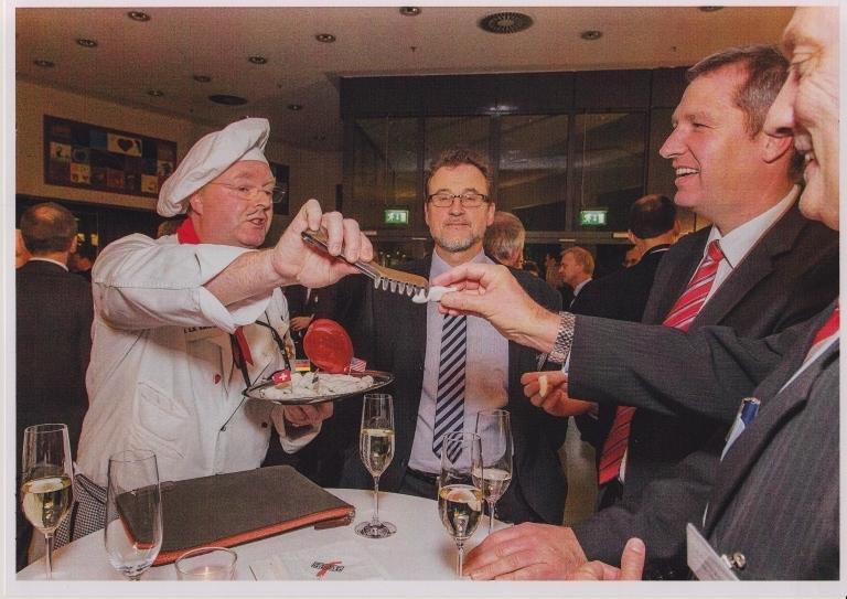 Comedy-Kellner Frankfurt - Firmenfeiern