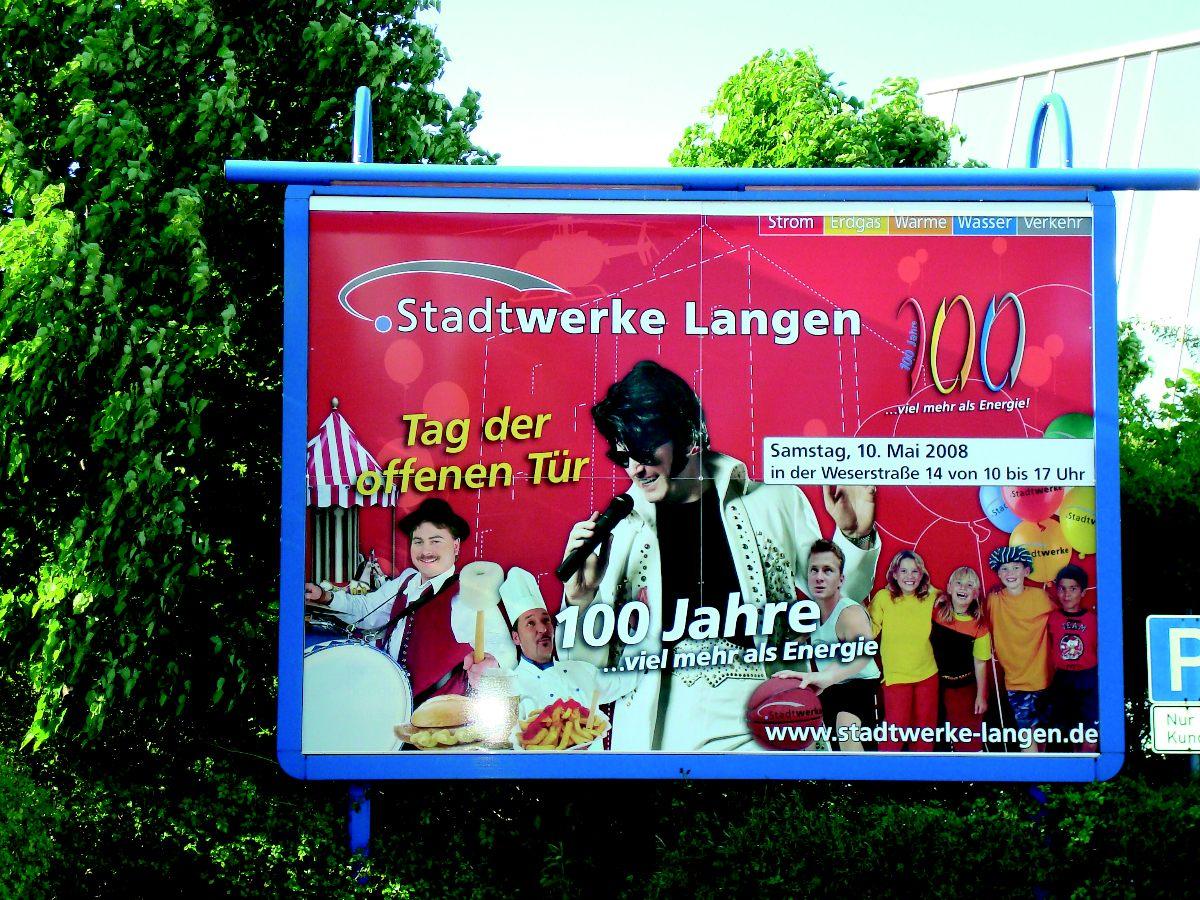 Comedy-Kellner Frankfurt - Moderation Firmenfest