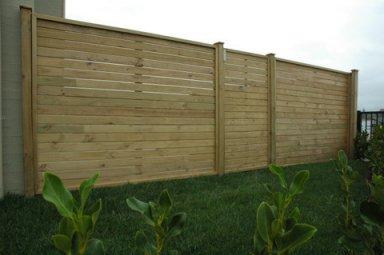 Garten Sichtschutz Holz