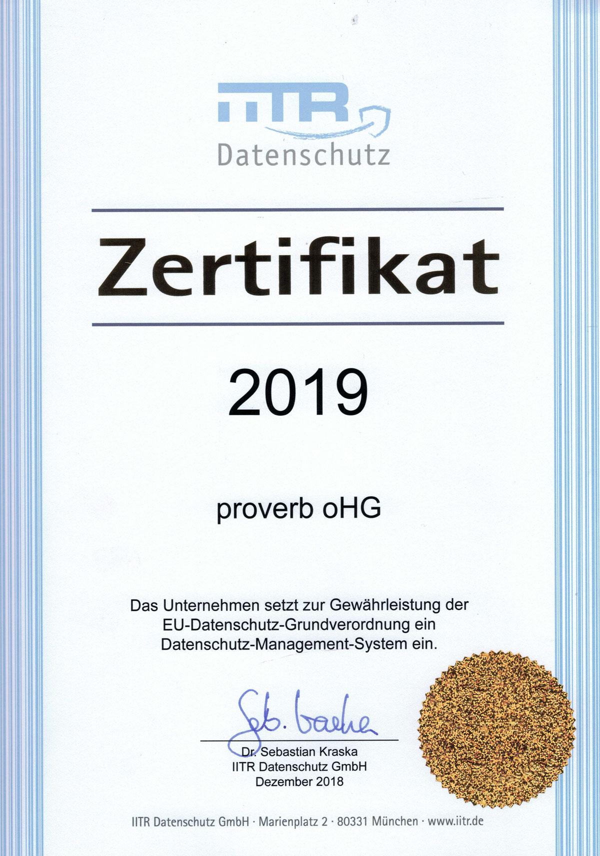 Qualifizierter Datenschutz im Übersetzungsbüro