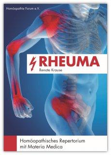Rheuma Repertorium Homöopathische Mittel