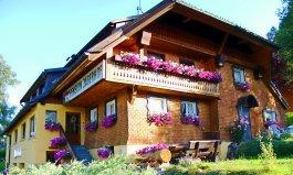 Pension Jägerhof im Schwarzwald, Hausansicht