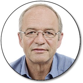 Kurt Schmid Vorsizender der Radaktion Kommission