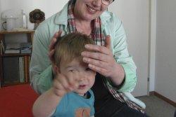 Bild Craniosacral Balancing Behandlung Kind