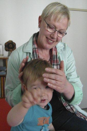 CS-Behandlung Kleinkind