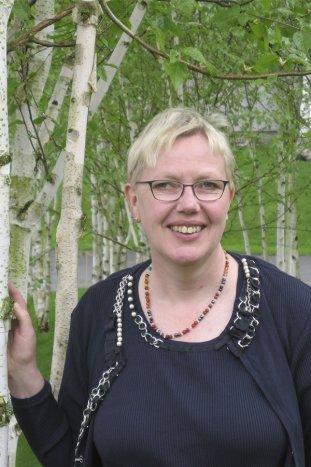 Agnes Waser Portrait