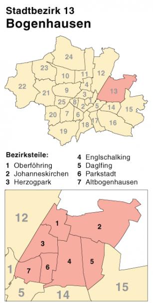 Schlüsselnotdienst Bogenhausen
