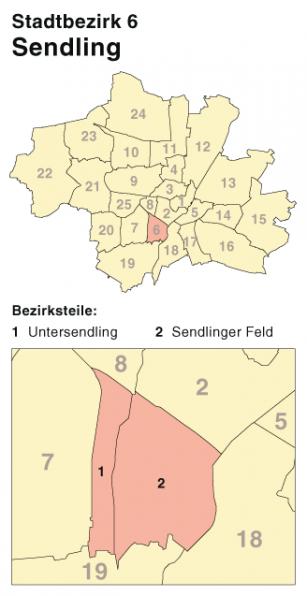 Schlüsselnotdienst Sendling München