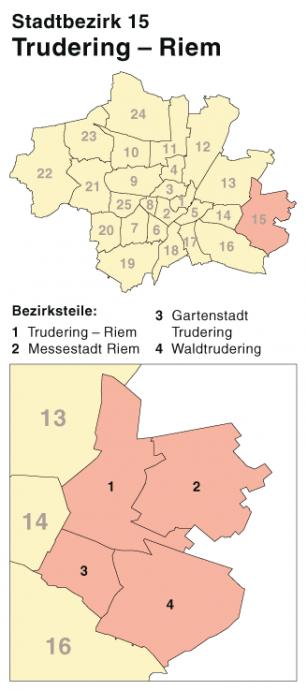 Schlüsseldienst München Trudering