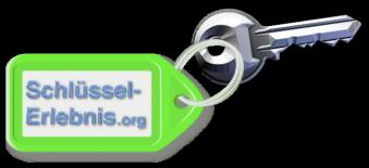Schlüsselanhänger Schlüsselerlebnis