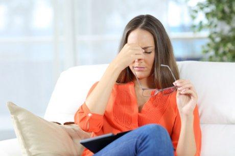 Augentrost - Eine Hilfe für gestresste Augen