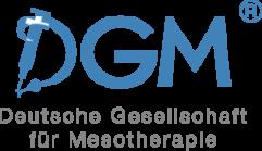 Wir sind ausgebildet, geprüft und lizensiert durch die DGM - Deutsche Gesellschaft für Mesotherapie.