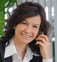 Unternehmensnachfolgerin Tanja Knopf