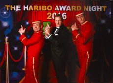 Firmenevent Haribo Award