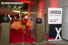 DIE PAGEN für Lanxess auf der K 2016 in Düsseldorf